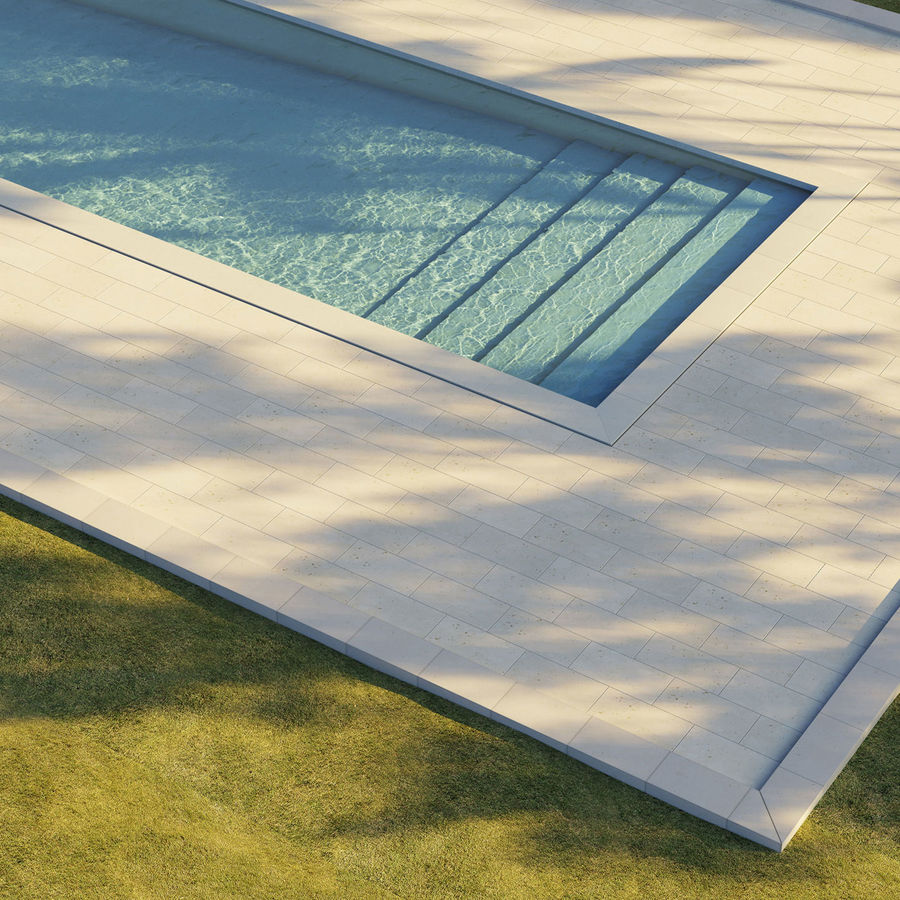 Swimming Pool royalty-free 3d model - Preview no. 1
