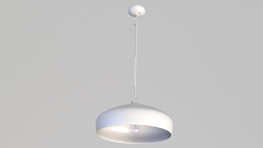 Lamp (111) royalty-free 3d model - Preview no. 1