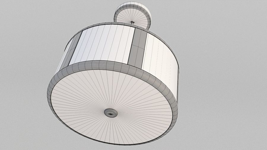 Lamp (62) royalty-free 3d model - Preview no. 1
