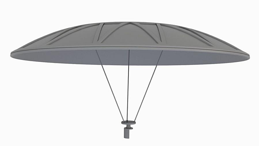 Satélite da antena (3) royalty-free 3d model - Preview no. 7