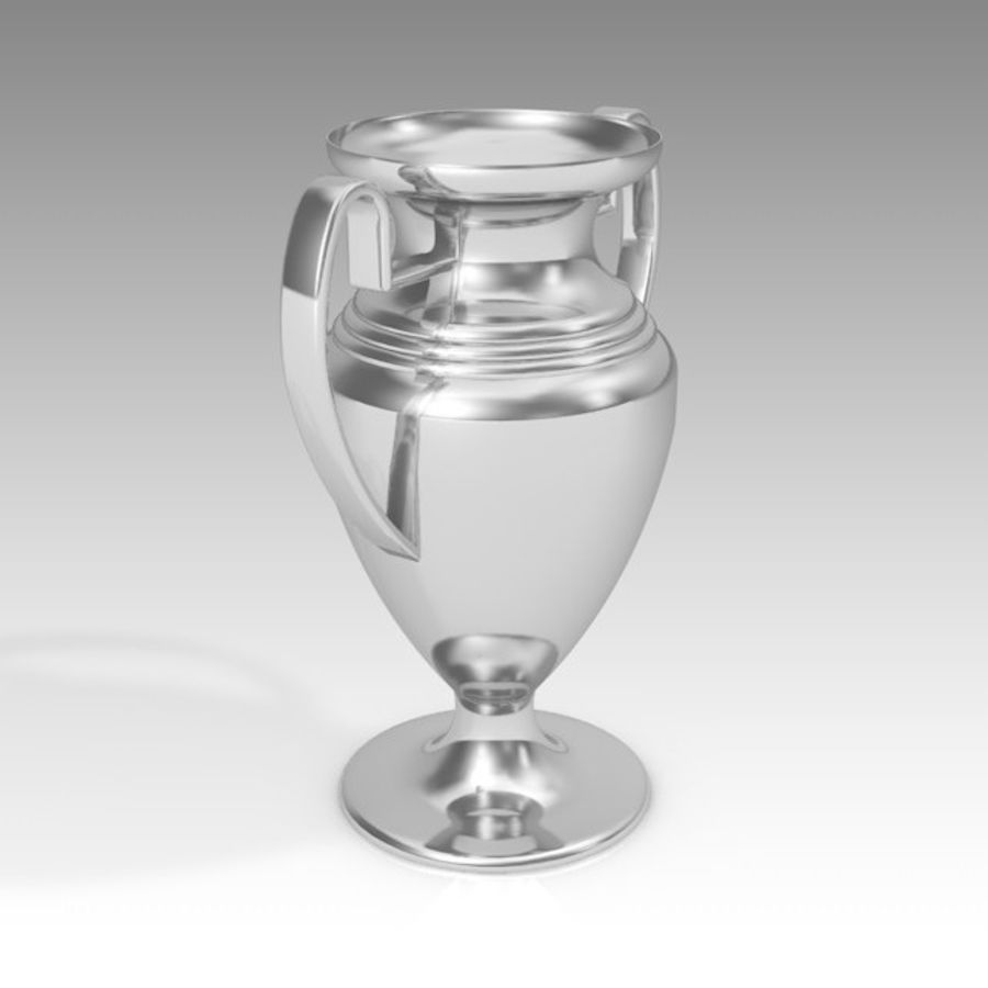 Trophy Cup royalty-free 3d model - Preview no. 3