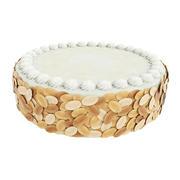 아몬드 바닐라 케이크 3d model