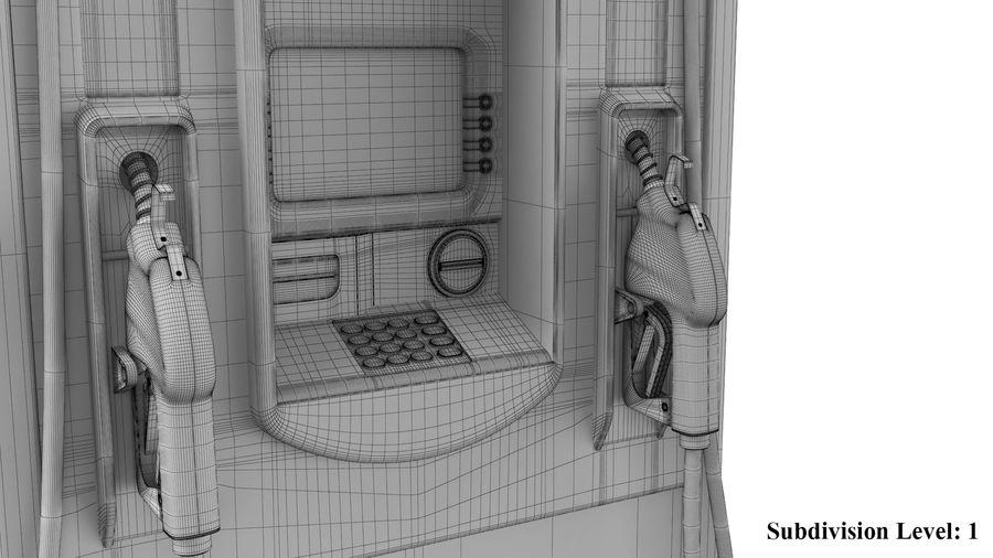 Pompa gazowa royalty-free 3d model - Preview no. 11
