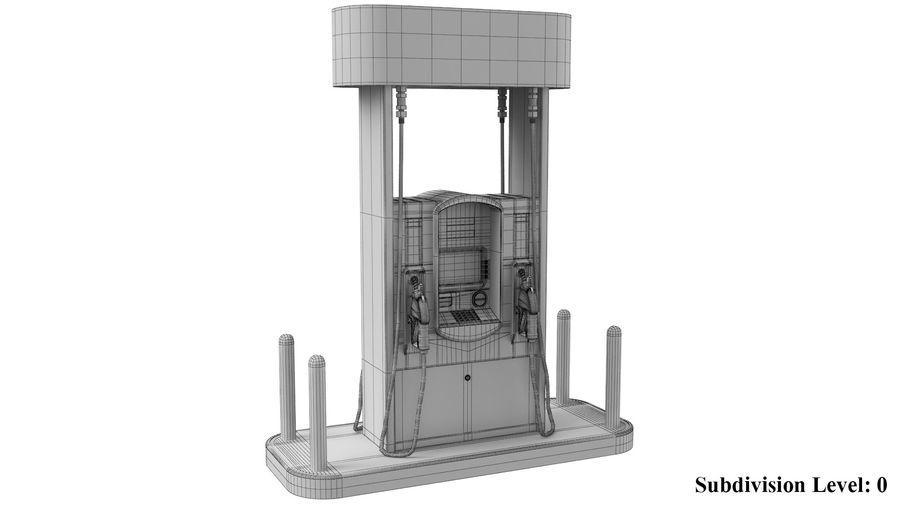 Pompa gazowa royalty-free 3d model - Preview no. 8