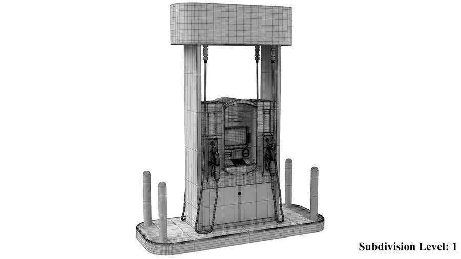 Pompa gazowa royalty-free 3d model - Preview no. 9