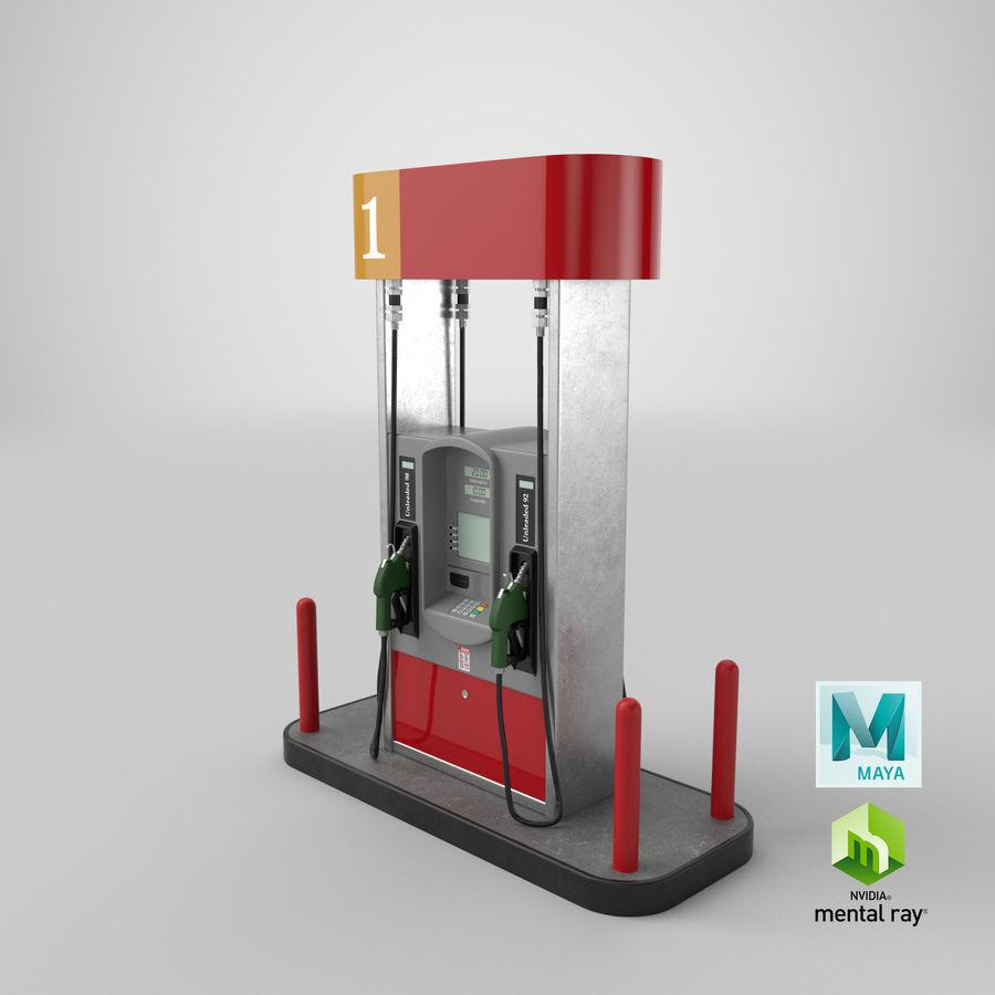 Pompa gazowa royalty-free 3d model - Preview no. 19