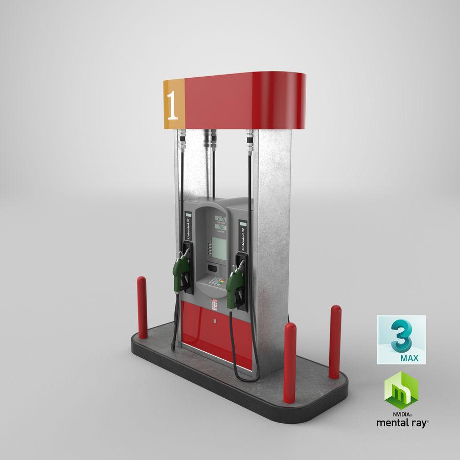 Pompa gazowa royalty-free 3d model - Preview no. 16