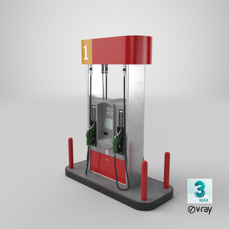 Pompa gazowa royalty-free 3d model - Preview no. 17
