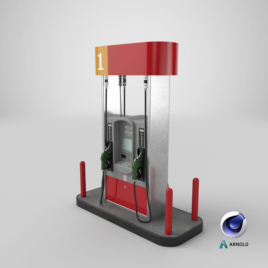 Pompa gazowa royalty-free 3d model - Preview no. 14