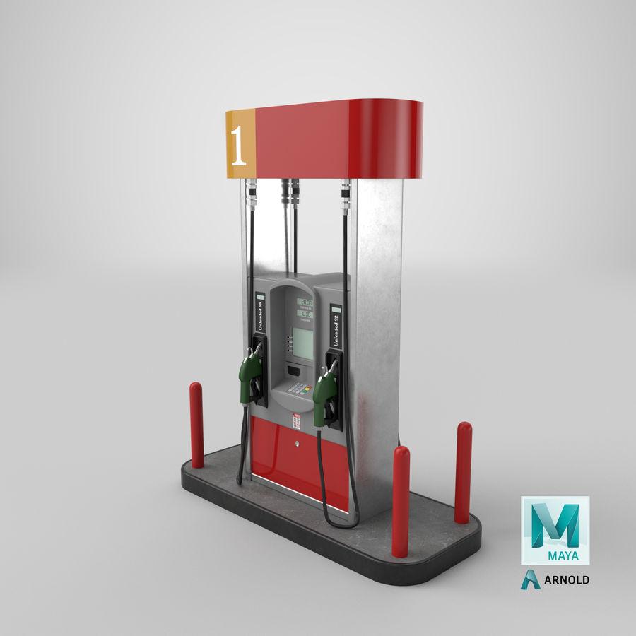 Pompa gazowa royalty-free 3d model - Preview no. 18