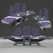 Desktop framtid 3d model