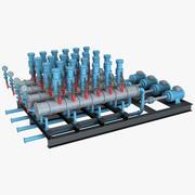 Industrial Equipment 1 3d model