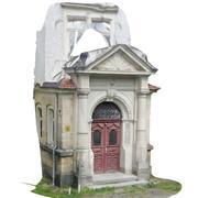 church portal 1 3d model