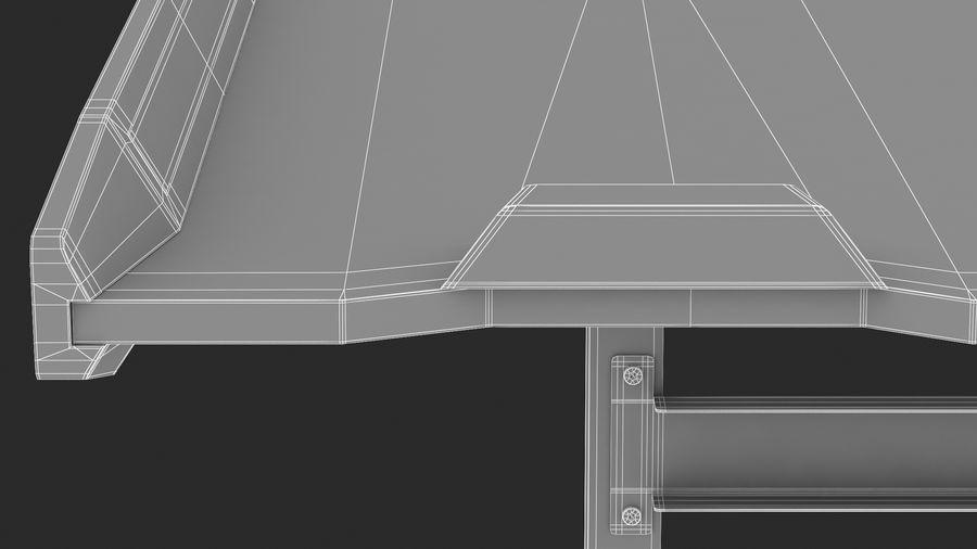 Bureau de jeu 2 royalty-free 3d model - Preview no. 38