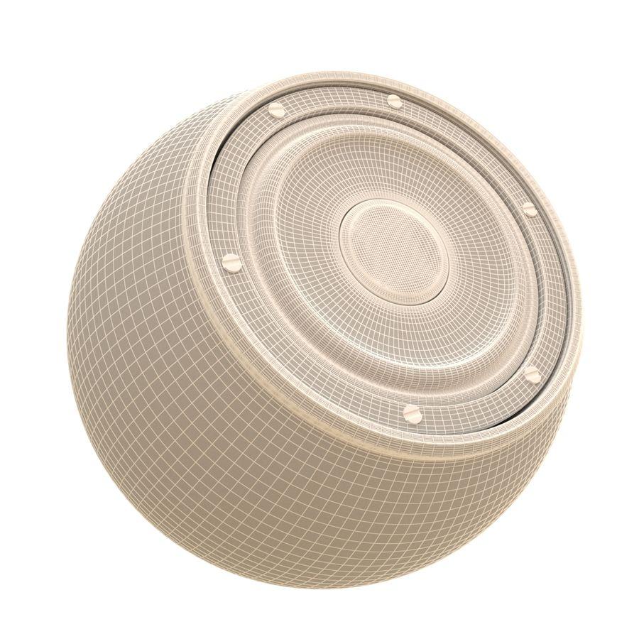 Bluetooth Портативный Динамик royalty-free 3d model - Preview no. 6