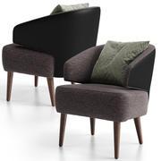 Confort Line ZOE Armchair 3d model