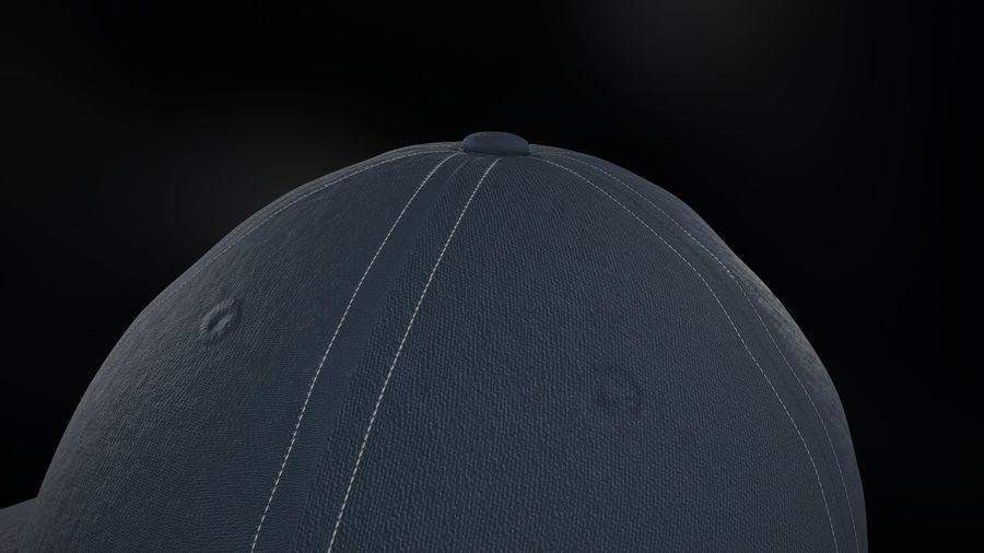 棒球帽 royalty-free 3d model - Preview no. 13