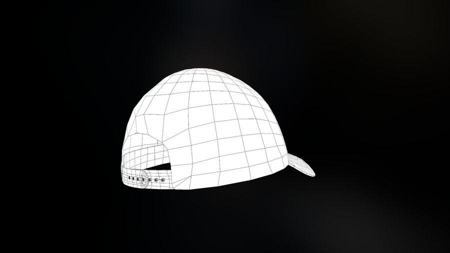 棒球帽 royalty-free 3d model - Preview no. 26