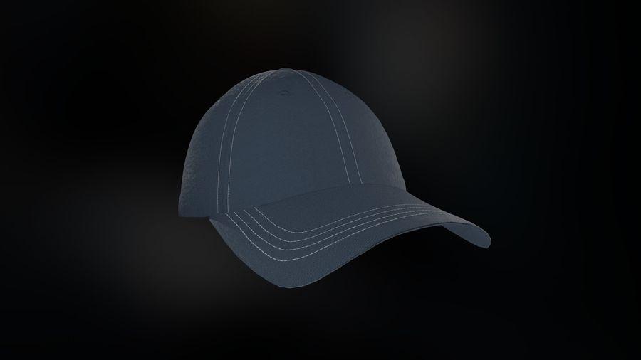 棒球帽 royalty-free 3d model - Preview no. 2
