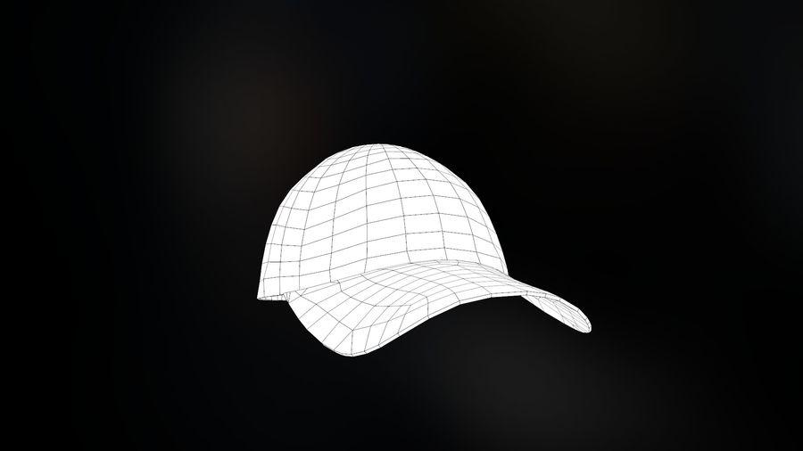棒球帽 royalty-free 3d model - Preview no. 25