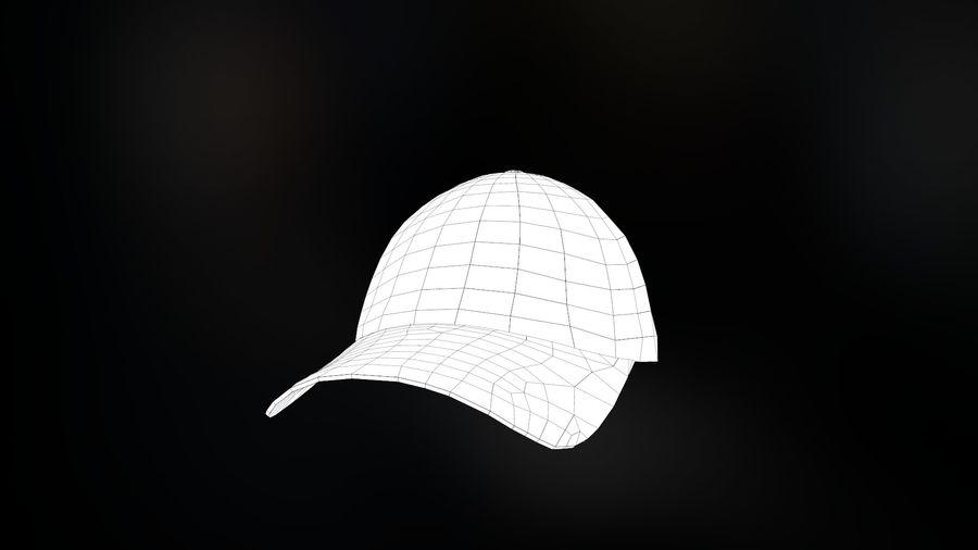 棒球帽 royalty-free 3d model - Preview no. 24