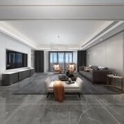 Haus / Wohnung Interieur 3d model