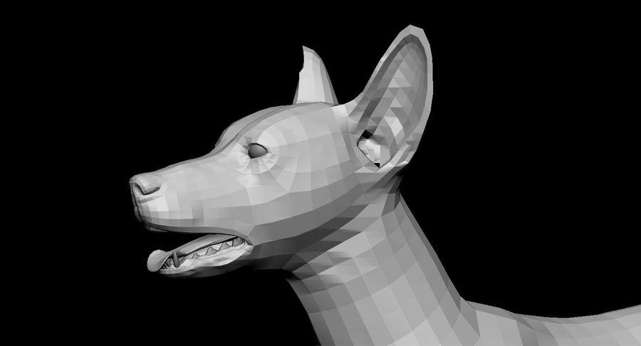 Köpek Tabanı royalty-free 3d model - Preview no. 6