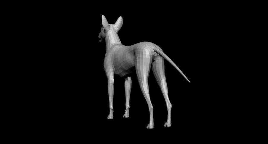 Köpek Tabanı royalty-free 3d model - Preview no. 3