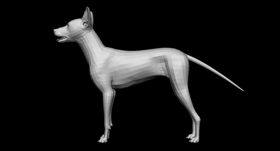 Köpek Tabanı royalty-free 3d model - Preview no. 2