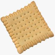 Cracker Big 02 3d model