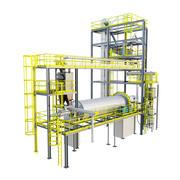 Rafineri Birimi 3d model