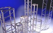 Truss Builder 3d model
