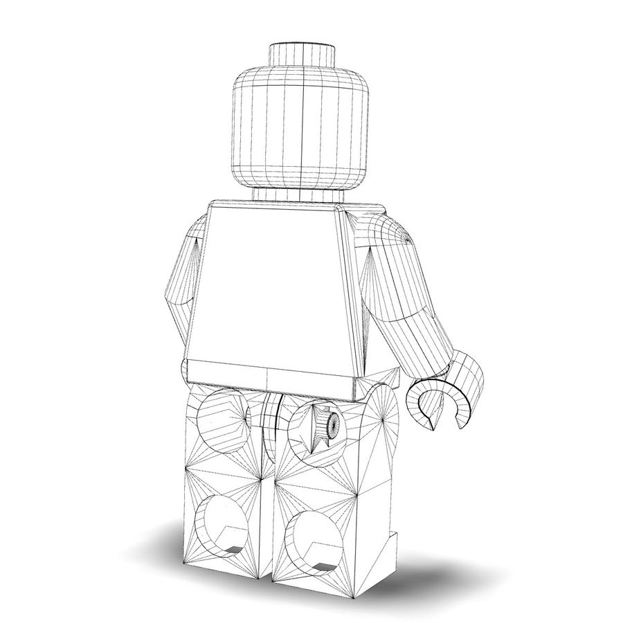 Ink Enthusiast royalty-free 3d model - Preview no. 8