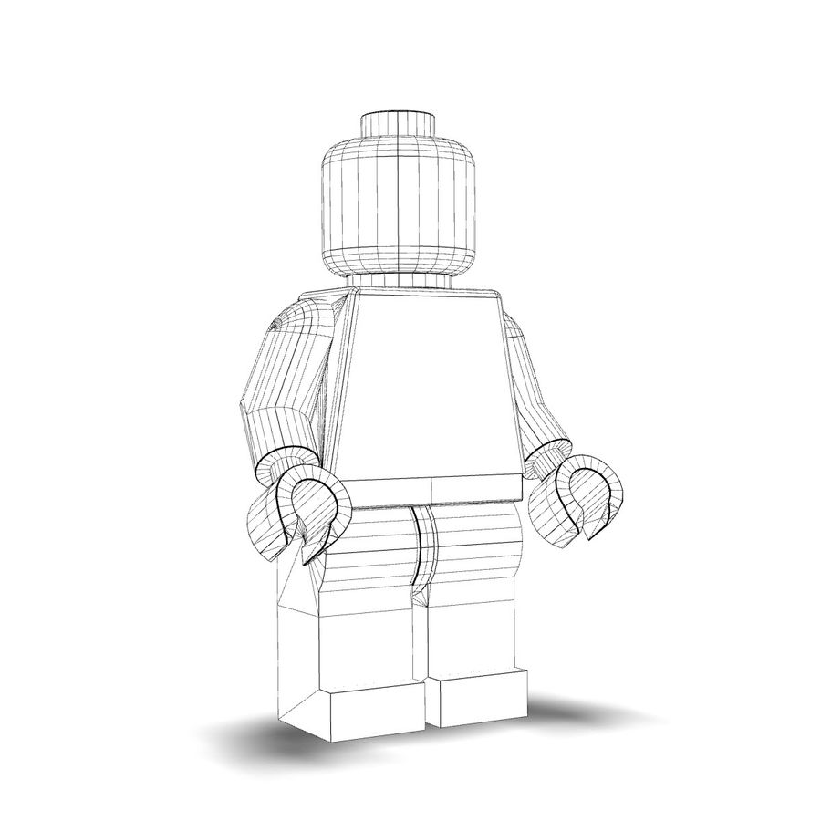 Ink Enthusiast royalty-free 3d model - Preview no. 6