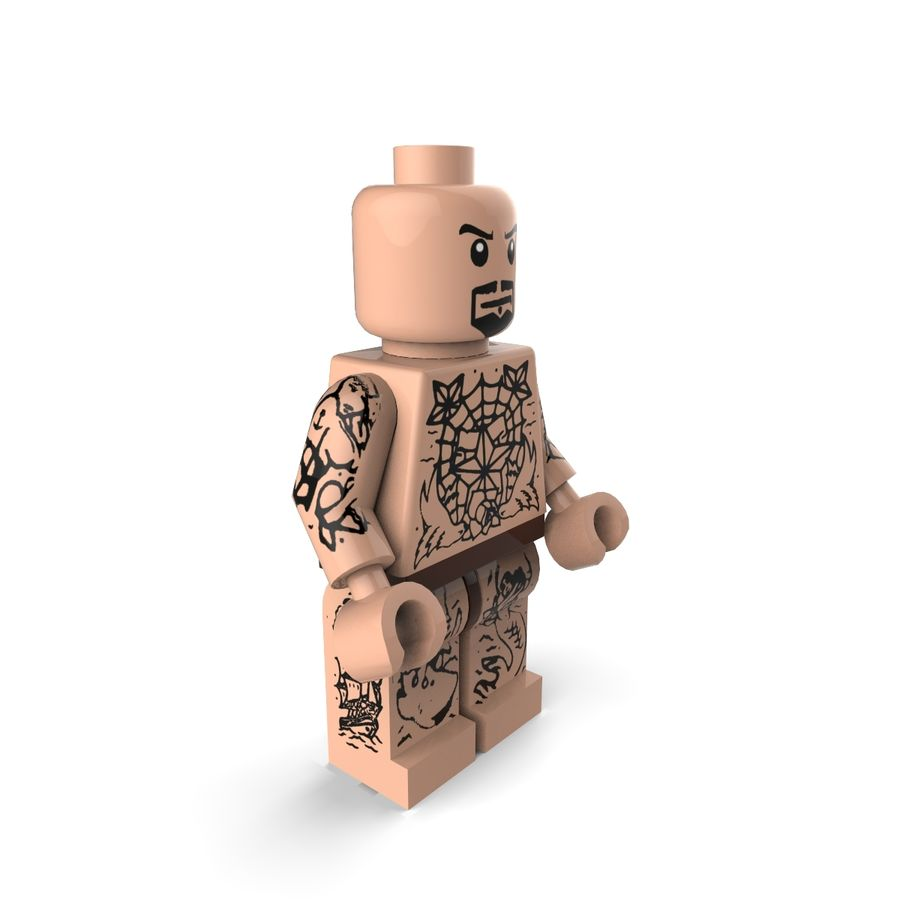 Ink Enthusiast royalty-free 3d model - Preview no. 5