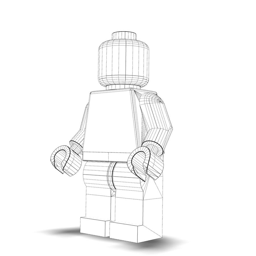 Ink Enthusiast royalty-free 3d model - Preview no. 7