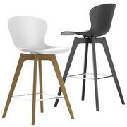 Боконцепт - барный стул Аделаиды 3d model
