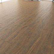 Quercia del pavimento di legno (legno selvaggio di Pittsburg) 3d model
