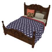 Bedcloth 97 3d model