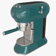 Vintage Espresso Maker 3d model