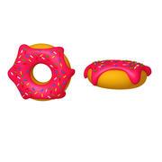 Donut Cartoon 3d model