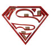 Bibliothèque Superman 3d model