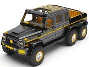 SUV 6x6 3d model
