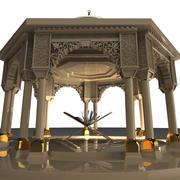 Islamic arc 3d model