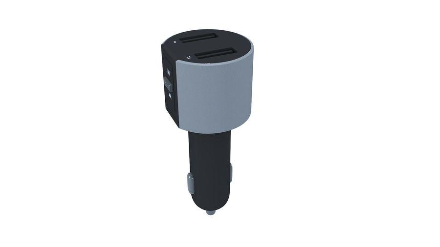 FM-autozender royalty-free 3d model - Preview no. 10