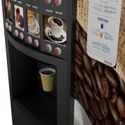 Koffie automaat 3d model