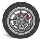 Llanta de carro modelo 3d