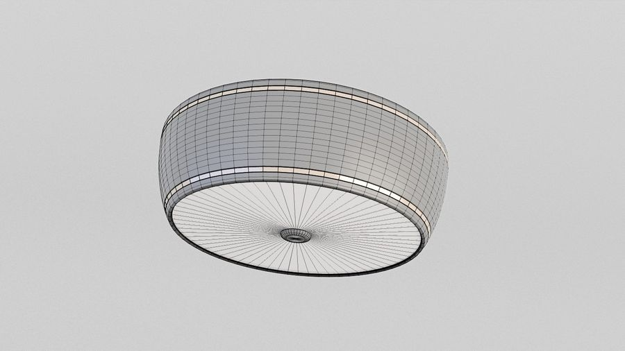 Lamp (65) royalty-free 3d model - Preview no. 4