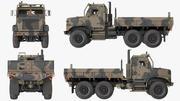 군용 트럭 Collction 2 3d model