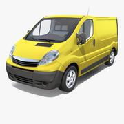Generic Van 3d model